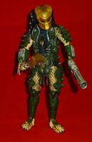 Predator Series 18: Broken Tusk Predator - Loose Action Figure
